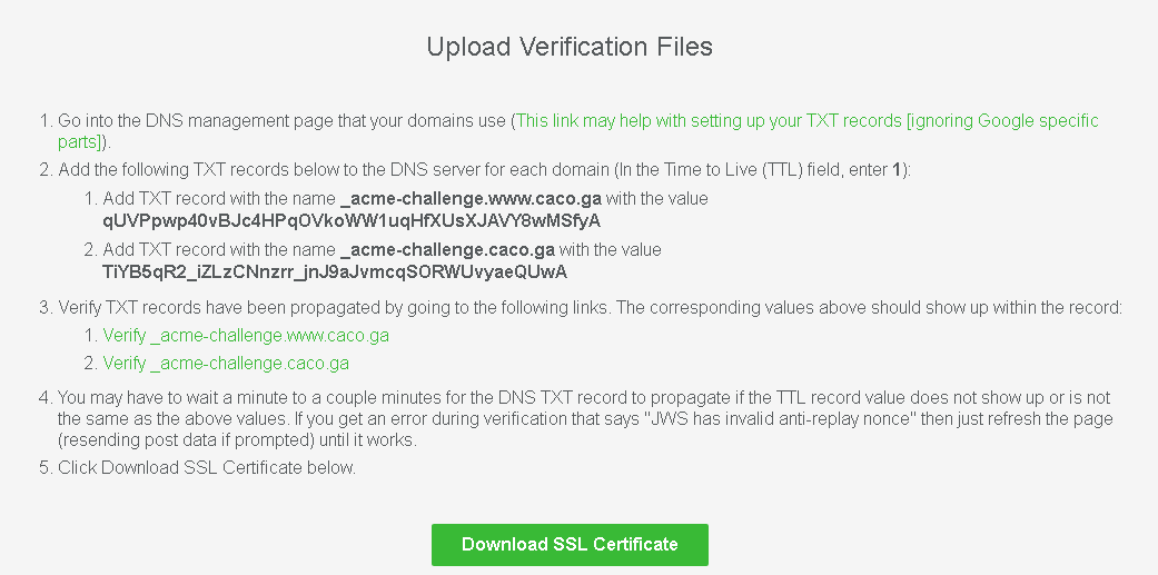 Guide To Install Lets Encrypt Ssl Certificate Ucoz Community